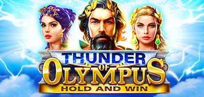 Thunder of Olympus: Hold and Win