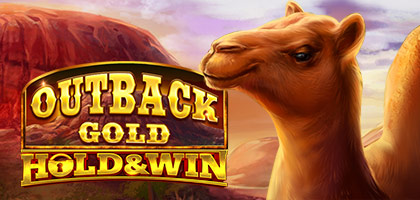 Outback Gold: Hold & Win