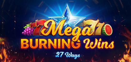 Mega Burning Wins