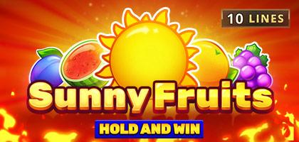 Sunny Fruits: Hold & Win